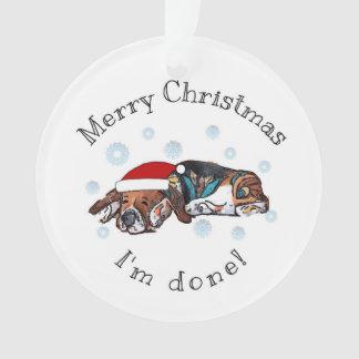 メリークリスマス、私はされます! オーナメント