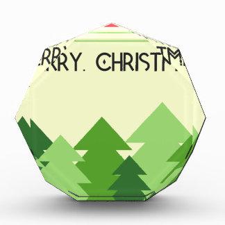 メリークリスマス! 表彰盾