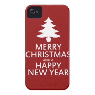 メリークリスマス Case-Mate iPhone 4 ケース