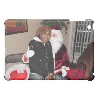メリークリスマス iPad MINIケース