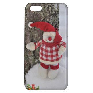 メリークリスマス iPhone5Cケース