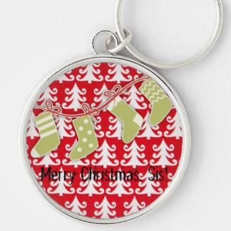 メリークリスマス、Sis! Keychain キーホルダー