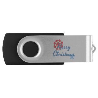 メリークリスマス USBフラッシュドライブ
