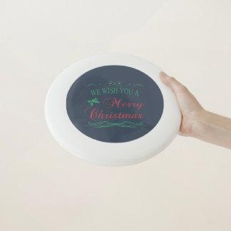 メリークリスマス Wham-Oフリスビー