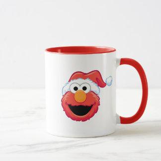 メリークリスマスElmo マグカップ