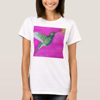 メリーマスターによるぶんぶんいう鳥 Tシャツ