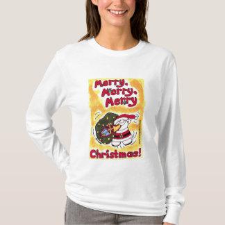、メリーメリー、メリー! Tシャツ