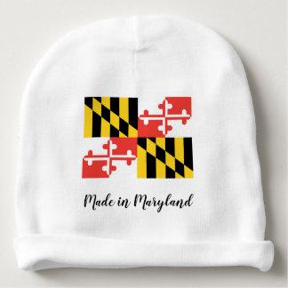 メリーランドのカスタムなベビーの綿の帽子で作られる ベビービーニー