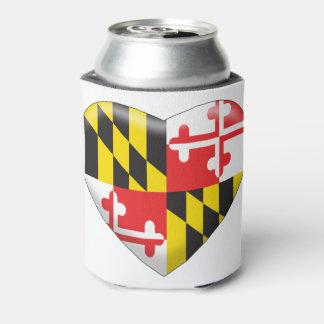 メリーランドのハート 缶クーラー