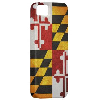 メリーランドの州の旗 iPhone SE/5/5s ケース
