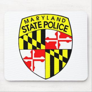 メリーランドの州の警察のマウスパッド マウスパッド