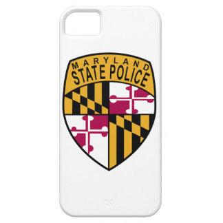 メリーランドの州の警察 iPhone SE/5/5s ケース