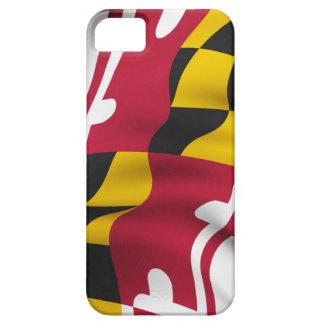 メリーランドの旗のiPhoneの場合 iPhone SE/5/5s ケース