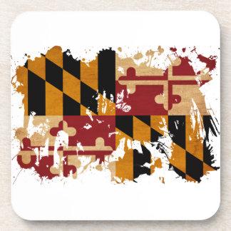 メリーランドの旗 コースター