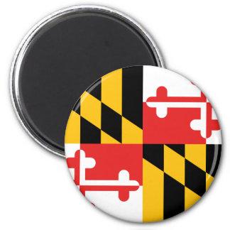 メリーランドの旗 マグネット