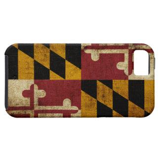 メリーランドの旗 iPhone SE/5/5s ケース