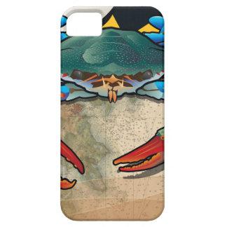 メリーランドの青カニ iPhone SE/5/5s ケース