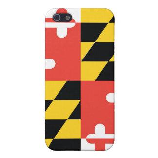 メリーランドのiPhoneの場合 iPhone 5 Cover