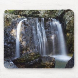 メリーランドのKilgoreの滝 マウスパッド