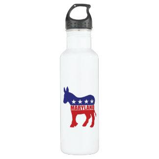メリーランド民主党員のろば ウォーターボトル