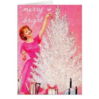 メリー及び明るい カード