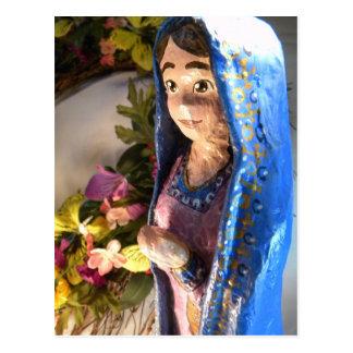 メリー女性II ポストカード