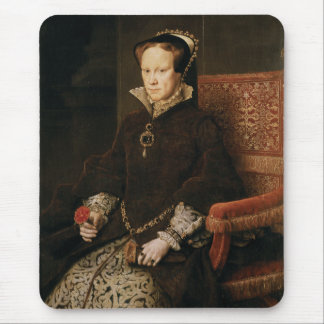 メリー女王Antonis MORによるイギリスマリアTudorのI マウスパッド
