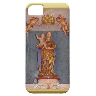 メリー、フランスへのローマカトリック教の神社 iPhone SE/5/5s ケース