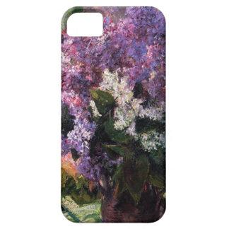 メリーCassatt著窓のライラック iPhone SE/5/5s ケース