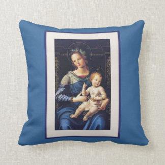 メリーnのイエス・キリストの枕 クッション