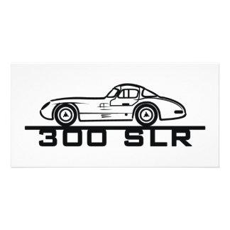 メルセデスSLR カード