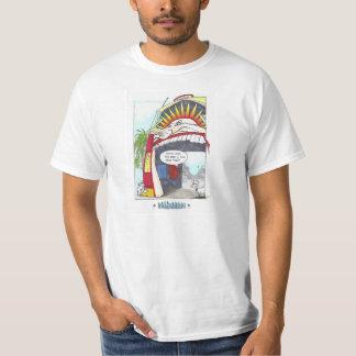 メルボルンおよびルナパークのTシャツ Tシャツ