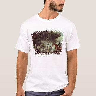 メルボルンおよびMilbanke家族、 Tシャツ