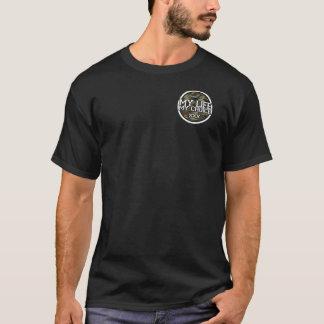 メルボルンのまっすぐな端のワイシャツ Tシャツ