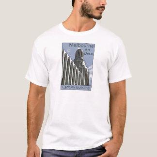 メルボルンのアールデコ-世紀の建物 Tシャツ