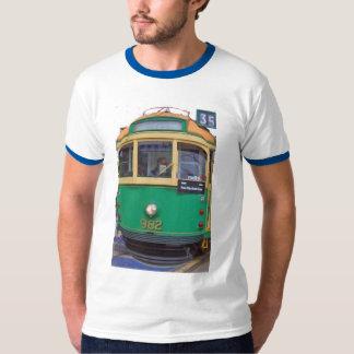 メルボルンの市街電車 Tシャツ