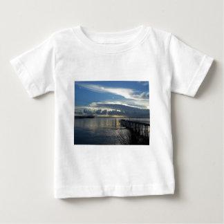 メルボルンの日没 ベビーTシャツ