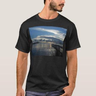 メルボルンの日没 Tシャツ