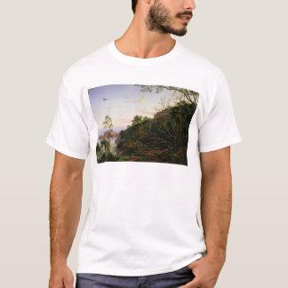 メルボルンの近くの講壇の石 Tシャツ