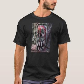 メルボルンの通りの芸術の/GrafittiのTシャツ Tシャツ
