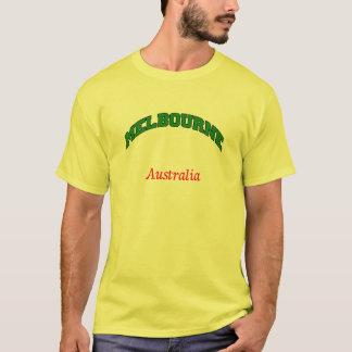 メルボルンオーストラリアのTシャツ Tシャツ