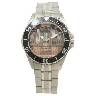 メルボルン市庁舎の管器官 腕時計