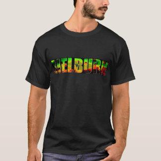 メルボルン都市 Tシャツ