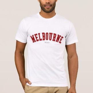 メルボルン Tシャツ