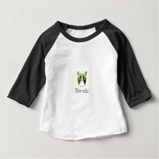 メロンのコリー ベビーTシャツ