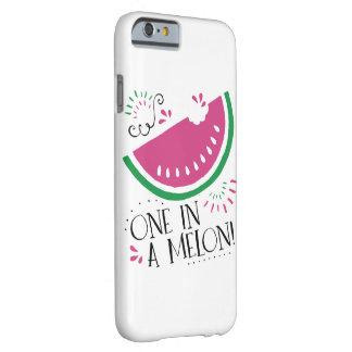 メロンのスイカのiPhoneの場合の1つ Barely There iPhone 6 ケース