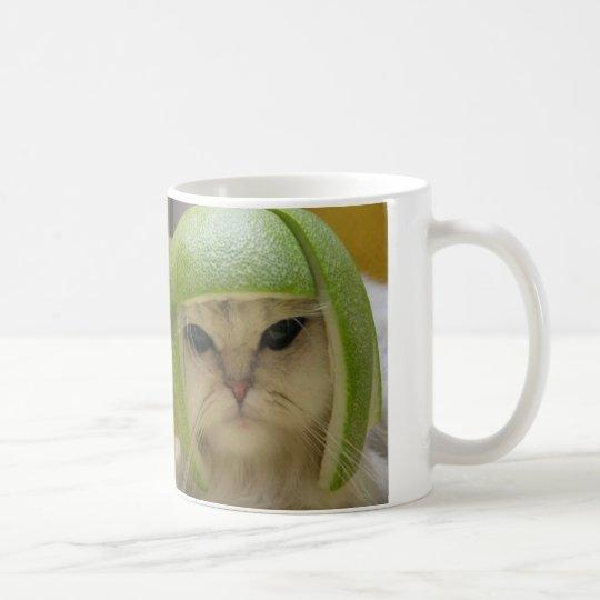 メロン猫 マグカップ コーヒーマグカップ