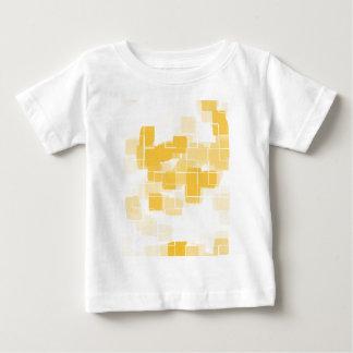 """""""メロン""""の幾何学的な抽象芸術 ベビーTシャツ"""