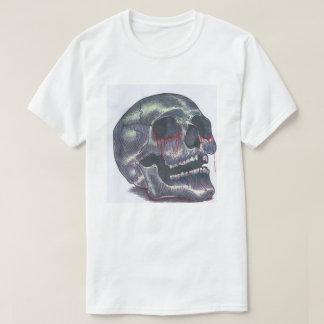 メンズスカルのティー Tシャツ