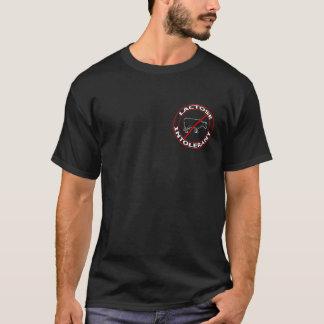 メンズラクトーゼの不寛容なTシャツ(基本) Tシャツ